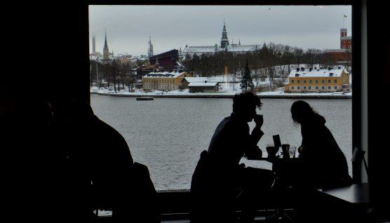 Estocolmo, parejas