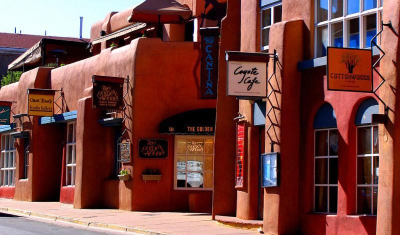 Santa Fe, Nuevo Mëxico, EEUU, gay