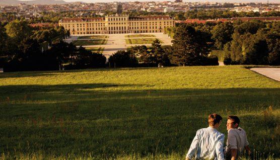 Jardines del Palacio de Schönbrunn. Fotografía cortesía de Wien Tourismus/Peter Rigaud (www.peterrigaud.com)