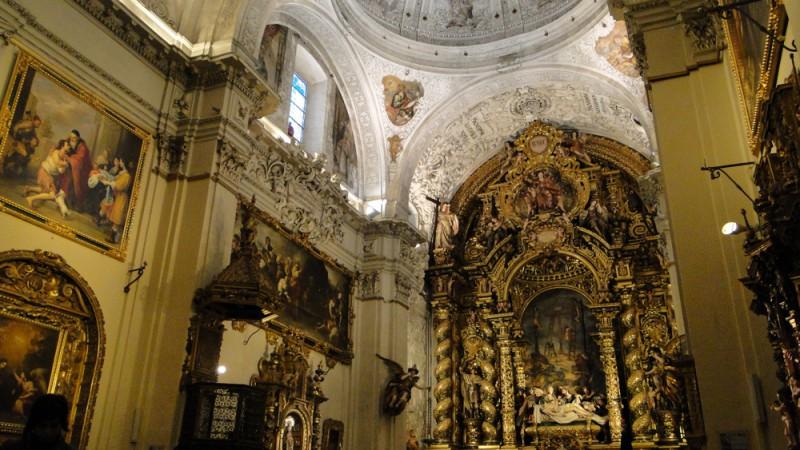 Iglesia de la Caridad de Sevilla