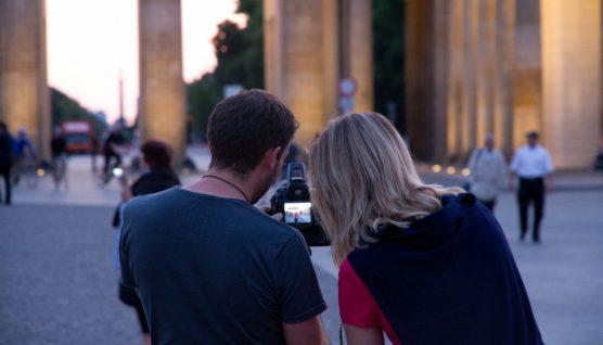 Berlin tinder parejas