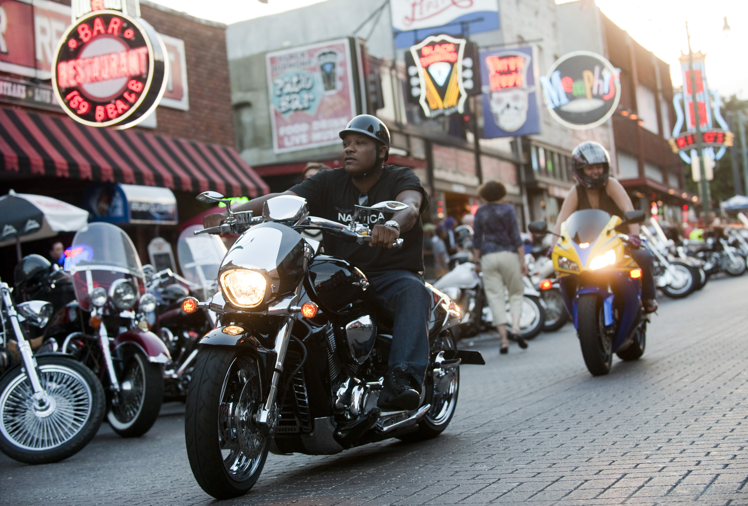 Beale Street, Memphis | Tennessee Department of Tourist Development