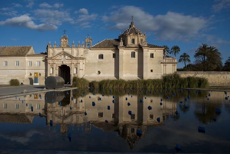 Monasterio de Santa María de las Cuevas, en La Cartuja (Sevilla)
