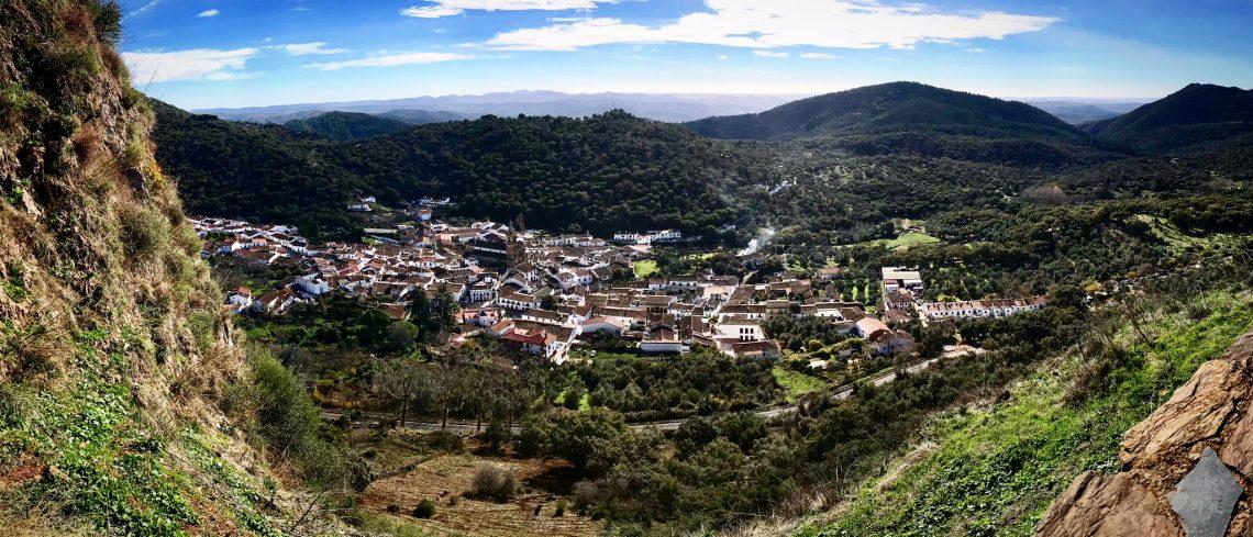 Magia y silencio en la Sierra de Huelva